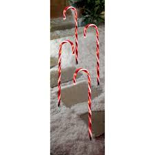large outdoor candy cane lights designs