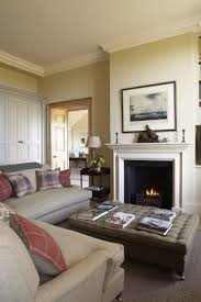 relaxing living room decorating ideas. Neutral And Relaxing Living Room In Pointing By Farrow \u0026 Ball Decorating Ideas V