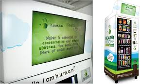 Cost Of Healthy Vending Machines Custom HUMAN Healthy Vending Machines Buy Organic Vending Machines