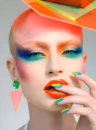 80s makeup looks and tutorial how to