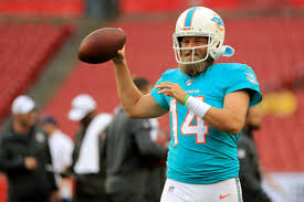 A Look At The Miami Dolphins Depth Chart Ahead Of Their