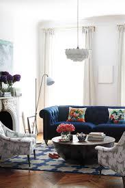 Living Room Furniture Colors 25 Best Ideas About Mismatched Sofas On Pinterest Blue Velvet