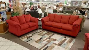 Nebraska Furniture Mart Living Room Sets American Furniture Merlot Calcutta Sofa And Loveseat Set Youtube