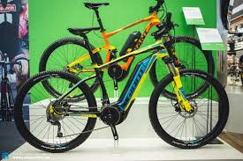 Eurobike 2015 The Giant Dirt E Hardtail With Integrated Battery