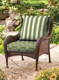 deep seating replacement cushions in