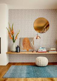 office wallpaper ideas. Wallpaper Designs For Office. Vintage Interior Design, Design Living Room, Office Interiors, Ideas