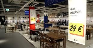ikea will used furniture in latvia