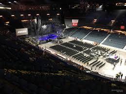 Scotiabank Saddledome Section 215 Concert Seating