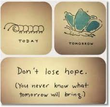 Hope quotes on Pinterest | Hold On, Never Lose Hope and Faith Hope ... via Relatably.com