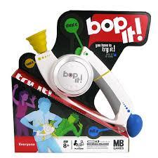 Bop It! Reaction Game - Hasbro - Toys