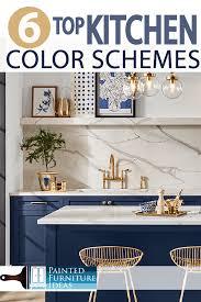top 6 kitchen paint colors for 2020