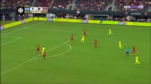 Arthur Melo vs AS Roma - YouTube