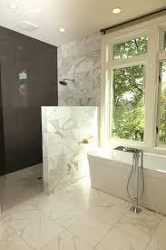 shower half wall kits that look like tile shower half wall height code pony glass