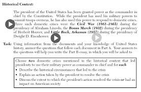war essay prompts civil war essay prompts