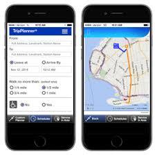 Tripplanner Com Mta Info Tripplanner App