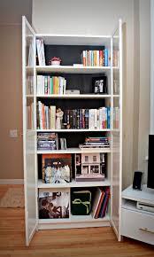 ... Wonderful House Furniture Using Ikea Bookshelf With Glassdoor :  Charming Furniture For Living Room Design Ideas