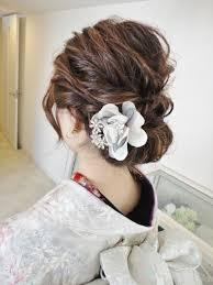 和装にも洋装にも合う髪型 ラベルタ原宿 ヘアメイク着付け 東京