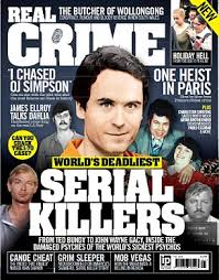 criminologists reveal the five key traits common in serial killers this feature taken in part from real crime magazine out now