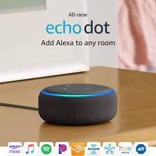 Amazon Echo Dot 3rd Gen Akıllı Asistan Hoparlör Alexa Destekli Fiyatları ve  Özellikleri