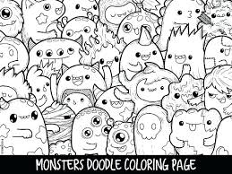 Coloring Pages Cute Easy Animal Info Colouring Bageriet