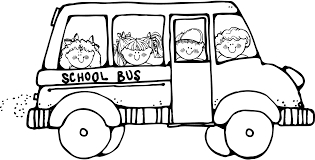 Small Picture School Bus Coloring Pages Clipart Panda Free Clipart Images