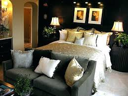 black white and gold bedroom – topsmagic.co
