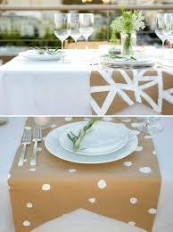 table runner ideas diy paper table runner diy wedding table runner ideas