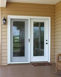 hinged patio door with screen. Hinged Patio Doors New London County Door With Screen N