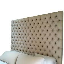 Viyet - Designer Furniture - Bedroom - Q Collection Eco Friendly Custom  Button-tufted King Headboard