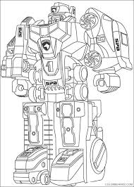 More cartoon characters coloring pages. Power Ranger Coloring Pages Robot Coloring4free Coloring4free Com