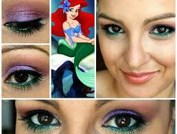 14 little mermaid makeup tutorials to make your disney dreams e true