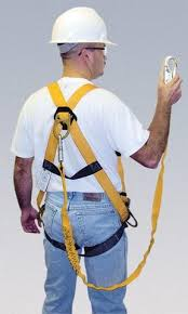 titan readyworker fall protection kits w a full body harness fall protection harness at Fall Protection Harness