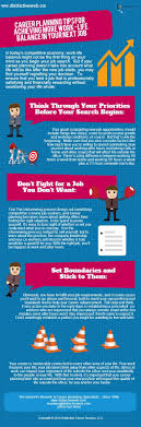achieve work life balance infographic career planning tips for achieving more work life balance in your next job