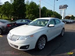 2010 Lincoln MKS AWD in White Suede - 607959 | All American ...
