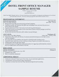 Front Office Manager Resume Sample Popular Office Manager Resume