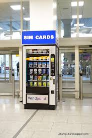Kansai Airport Sim Card Vending Machine Impressive London 48 Tips To Survive Navigate London Sassy Urbanite's Diary