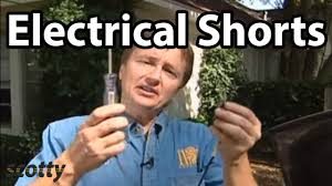 how to electrical shorts how
