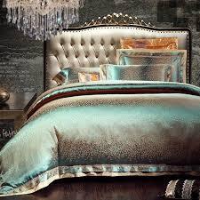 FairfieldGrantsWishes silk bedding,modern bedding set,bedding ... & Cheap satin quilt, Buy Quality home textile directly from China silk bedding  set Suppliers: Green Jacquard Satin bedding set king queen Luxury Tribute  Silk ... Adamdwight.com