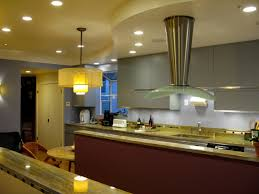 Led Kitchen Light Fixture Several Ideas Of Applying Led Kitchen Lighting Island Kitchen Idea