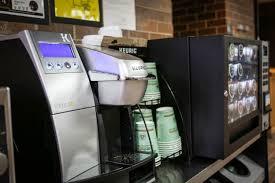 Keurig Vending Machine New New Coffee In The Library Commons Inside UWGreen Bay News