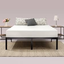 metal platform bed frame. Priage 14-inch Classic Metal Platform Bed Frame Metal Platform Bed Frame