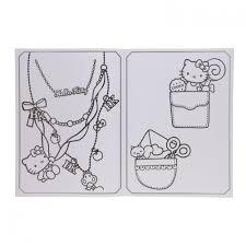 Hello Kitty Kleurboek Online Kopen Speelgoedfamilienl