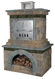 cambridge fully assembled pizza oven color combination
