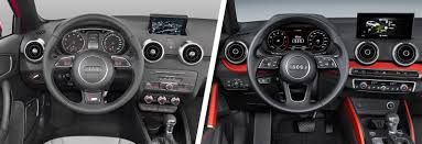 audi a1 neu 2018. perfect 2018 the new a1u0027s cabin should be inspired by both the outgoing modelu0027s left  and q2u0027s right to audi a1 neu 2018