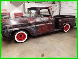 1965 Chevrolet Custom C10, 350 V8, 4-Speed Manual Transmission, RWD ...