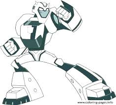 Transformers Coloring Page Jazz Coloring Pages Best Transformers