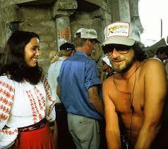 Spielberg Karen 'raiders Lost Of The And Allen Steven On Set xtq74CwA