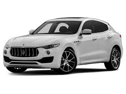 2018 maserati kubang. wonderful kubang 2018 maserati levante suv bianco throughout maserati kubang