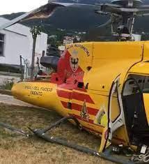 Elicottero Protezione civile precipita a Trento sud: verifiche dei tecnici  sulle cause – LaVocedelNordEst