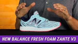 new balance zante v3 women s. new balance fresh foam zante v3 | women\u0027s fit expert review women s t
